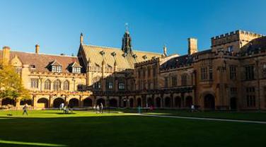 澳大利亚国立大学专业设置