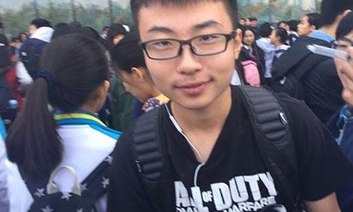 新东方托福高分学员马成泽