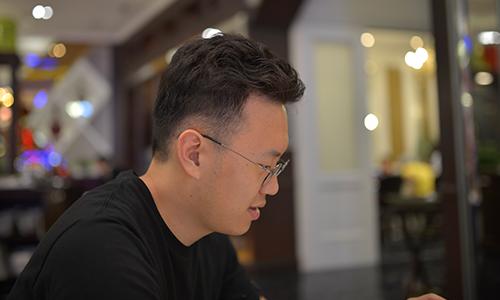 新东方雅思高分学员史凯铭