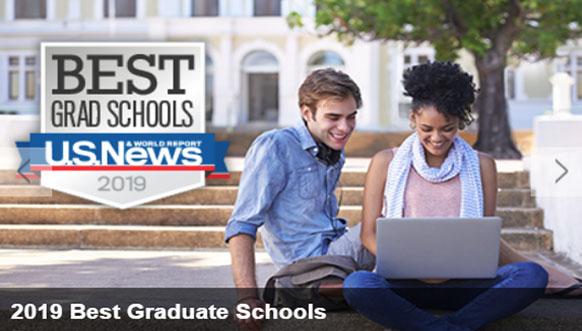 2019U.S.News全美最佳研究生院排