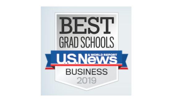 2019年U.S.News美国最佳研究生商