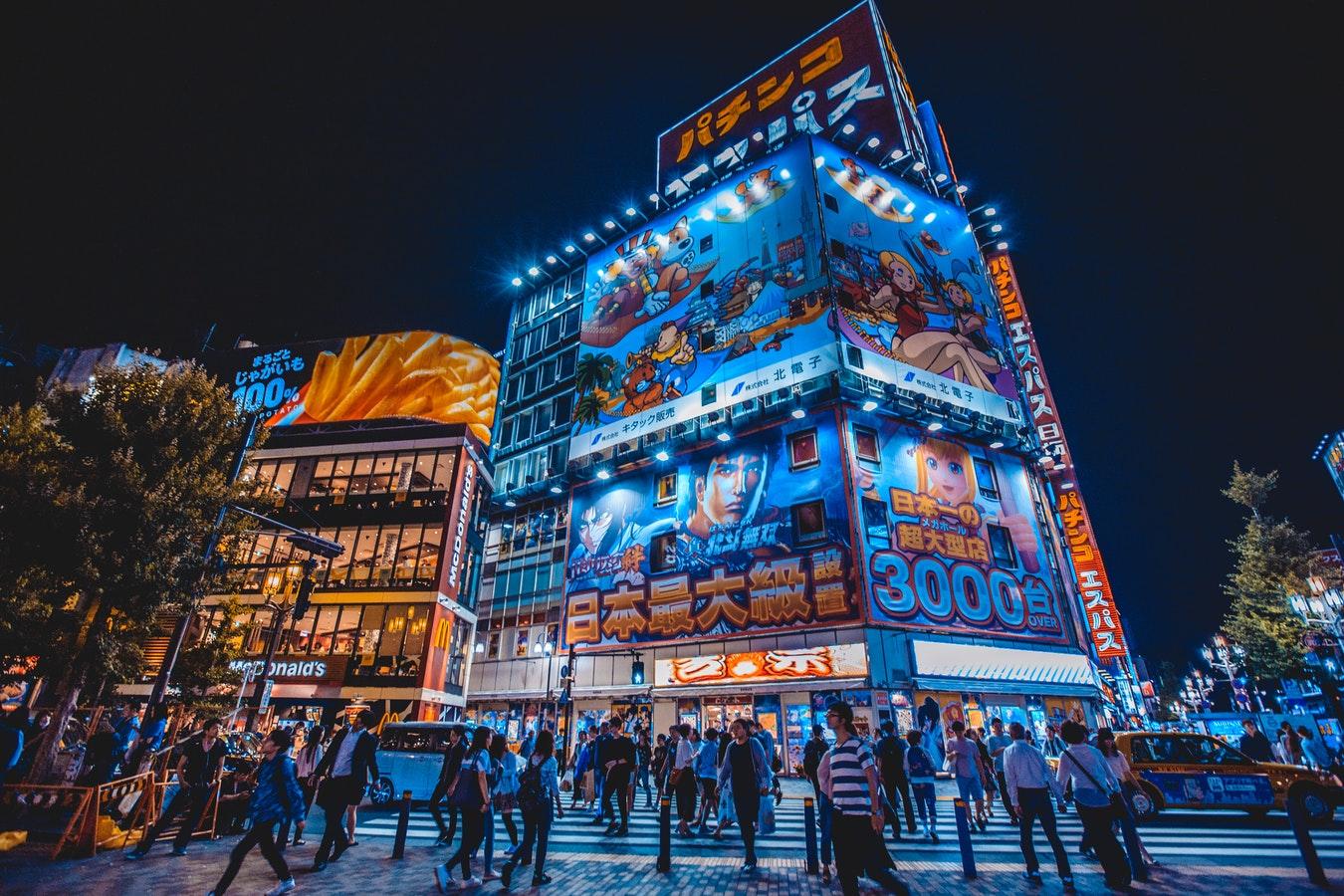 去日本留学游戏专业学校怎么选?