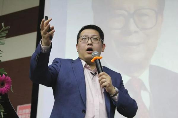 桑宏斌老师为学子们讲解考研政治备考攻略