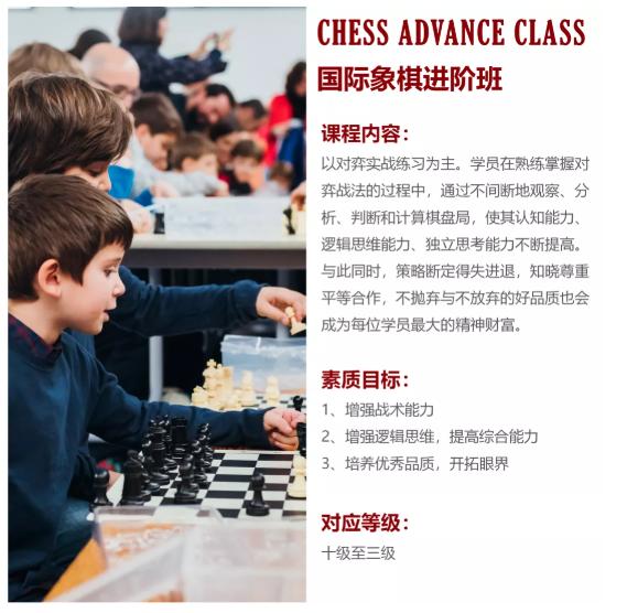 初学者如何学习国际象棋